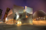 Frank Gehry's Walt Disney Concert Hall (2003), featured in 10 Buildings That Changed America.