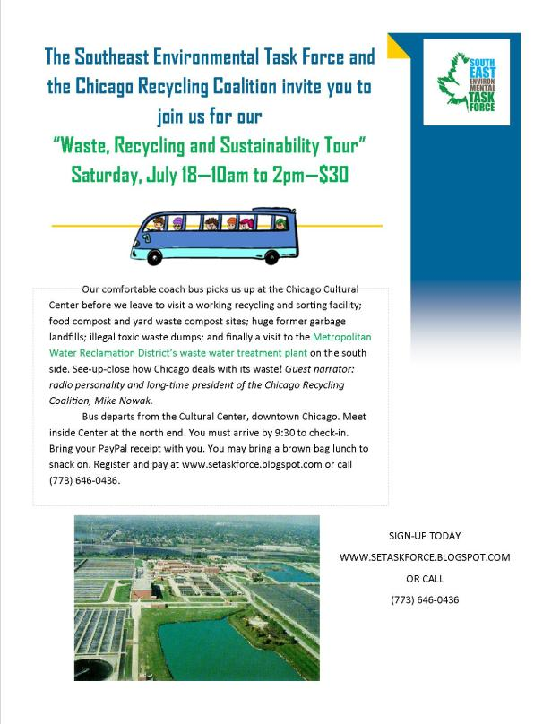 Recycling and Waste Flyer 6-18-15